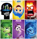 Short movie review: Inside Out (2015)